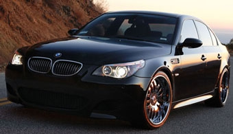 В Калифорнии создали 810-сильный BMW M5