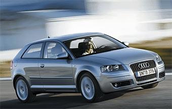 Audi будет выпускать кабриолет на базе Audi A3
