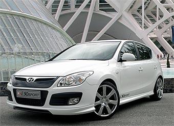 Hyundai i30 обзавелся первым тюнинговым пакетом