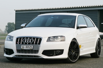 Австрийцы сделали Audi S3 мощнее на 68 сил