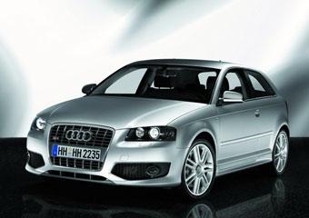 Компания Audi представила спортивный хэтчбэк S3