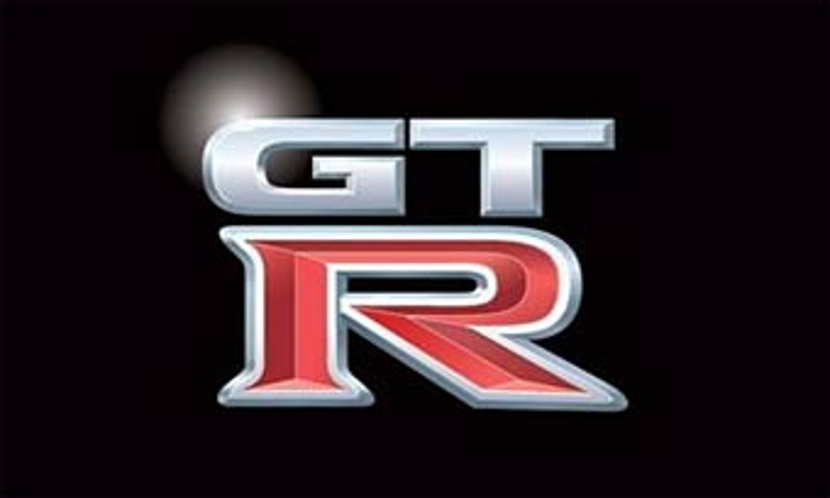 Nissan показал новый логотип спортивного купе Nissan Skyline GT-R