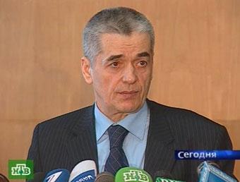 Онищенко признал работу в ГАИ вредной для здоровья