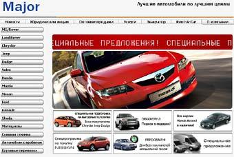 """На Новорижском шоссе построят """"дилерскую деревню"""""""