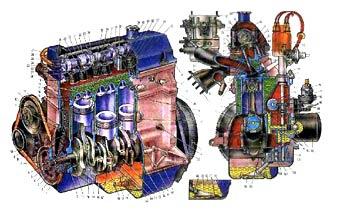 Правительство России поможет разработать экологически чистые двигатели