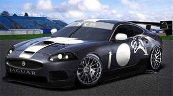 Частная команда построит Jaguar XKR для гоночной серии GT3