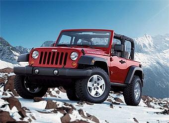 Jeep Wrangler может попасть под массовый отзыв