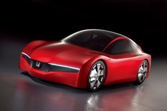 Honda представила в Женеве гибридный концепт-кар