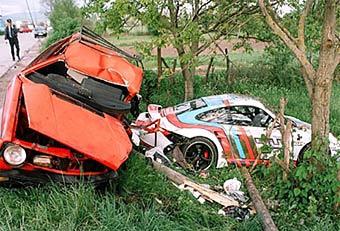 Родственники погибших простили уличного гонщика из Великобритании