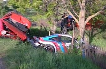 Ралли Gumball 3000 отменили из-за крупной аварии