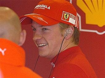Ferrari начала искать замену Райкконену