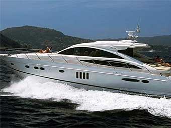 Кими Райкконен купил спортивную яхту
