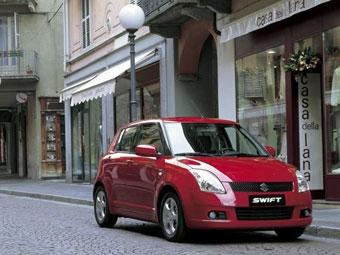 Suzuki отзывает более 150 тысяч Swift