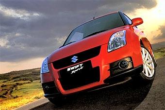 """Suzuki покажет """"горячий"""" Suzuki Swift в Париже"""