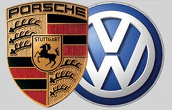 """Porsche и VW сражаются за """"близнецов"""" Cayenne и Touareg"""