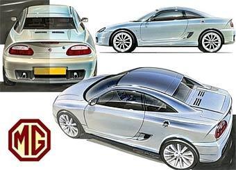 Nanjing Automobile хочет выпускать пять моделей под маркой MG
