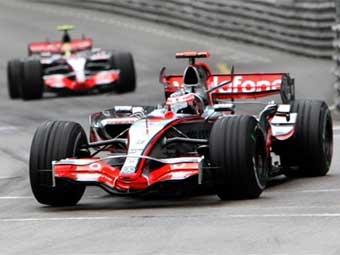 Фернандо Алонсо выиграл Гран-при Монако