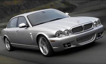 Jaguar представил обновленный XJ