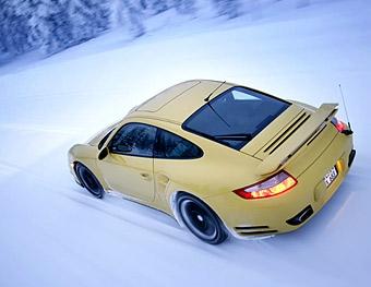 Porsche разработает новую систему полного привода