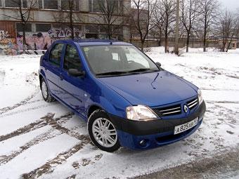 Mahindra будет выпускать Renault Logan