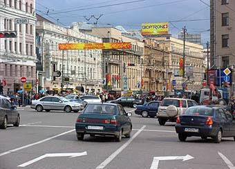 На Сухаревской площади ограничено движение транспорта