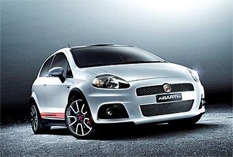 Fiat Grande Punto Abarth получает 180-сильный турбомотор