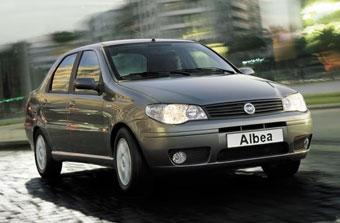 Fiat Albea российской сборки поступили в продажу