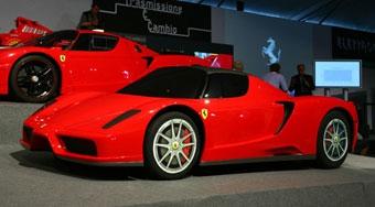 Ferrari представила экологически чистый концепт-кар