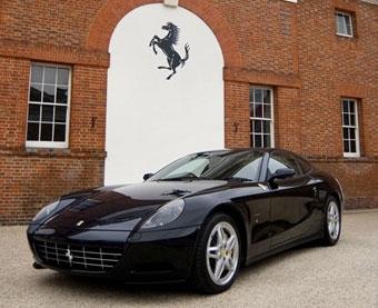 Ferrari выпустит пять машин специально для России
