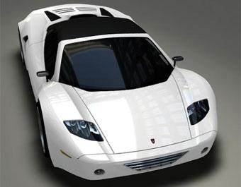 Palumbo построит 350-сильный гибридный спорткар