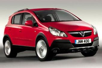 Кроссовер на базе Opel Corsa появится в 2010 году