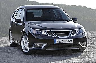 Saab показал обновленную версию Saab 9-3