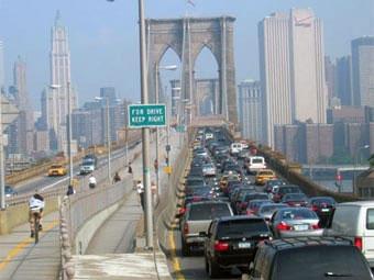 Въезд на Манхэттен может стать платным