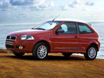 Fiat представил обновленный Palio