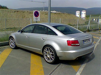 Audi RS6 получит 571-сильный двигатель