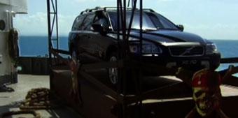 Volvo разрешила россиянам искать сундук с золотом