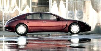 Bugatti готовит 950-сильный седан