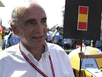 В Renault F1 сменился президент
