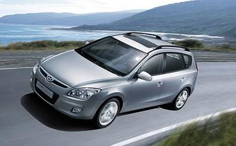 Hyundai: большой багажник, водород и спорткупе