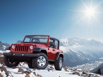 Chrysler отзывает более 80 тысяч Jeep Wrangler и Dodge Nitro