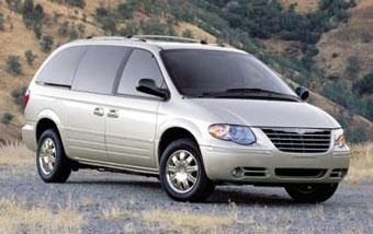 Chrysler отзывает 269 тысяч автомобилей
