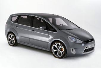В России начали продавать Ford S-MAX