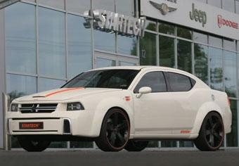Startech покажет во Франкфурте концепт-кар на базе Dodge Avenger