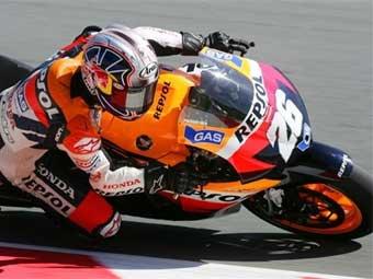 Дани Педроса выиграл Гран-при Германии