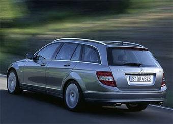Mercedes покажет во Франкфурте новый универсал C-Class