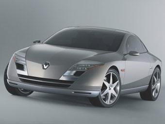 Спортивное купе Renault появится в 2008 году