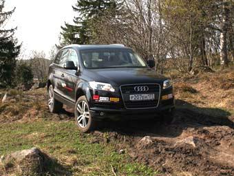 Audi будет обучать вождению внедорожников в Карелии за 2773 евро