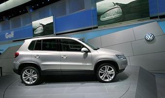 Почти вся информация о новом VW Tiguan