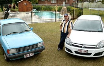 Дизельный Holden Gemini проехал 1,4 миллиона километров