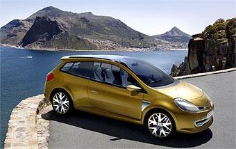 Renault готовит спортивный универсал на базе Clio